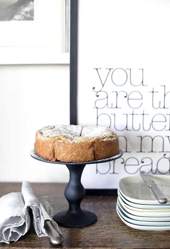 charlotte milanese torta senza ingredienti