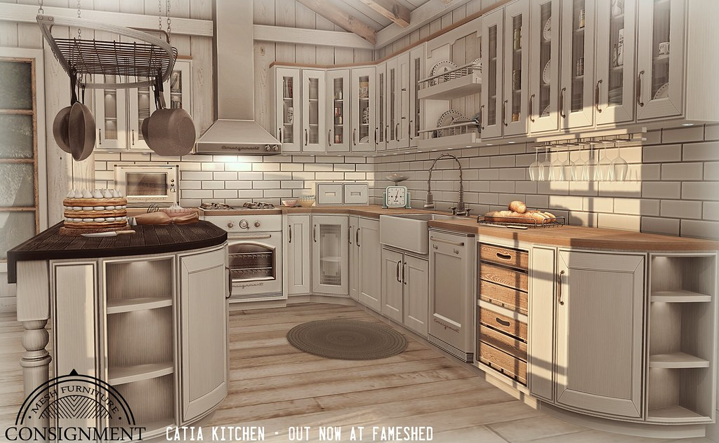 Consignment for FaMESHed – Catia Kitchen