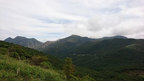 九州本島の最高峰たち