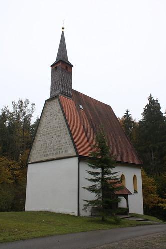 Katholische Nebenkirche St. Koloman