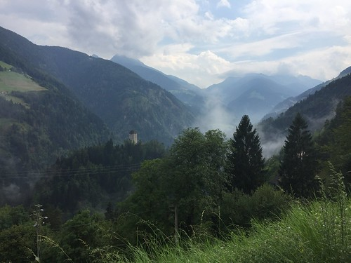 Arriving in Ultental