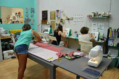 taller costura juliol