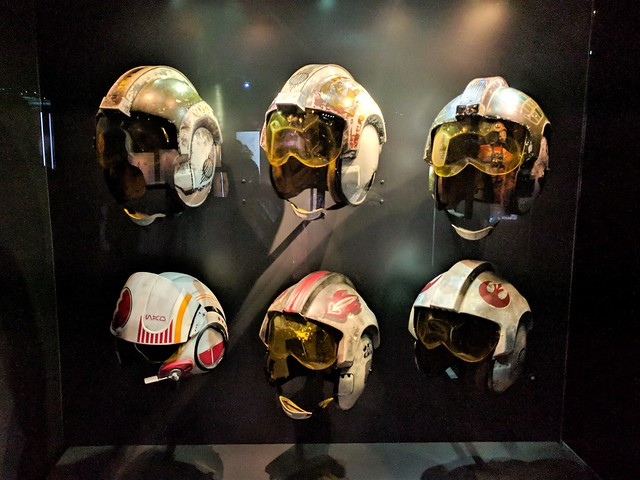 Rebel Pilot Helmets