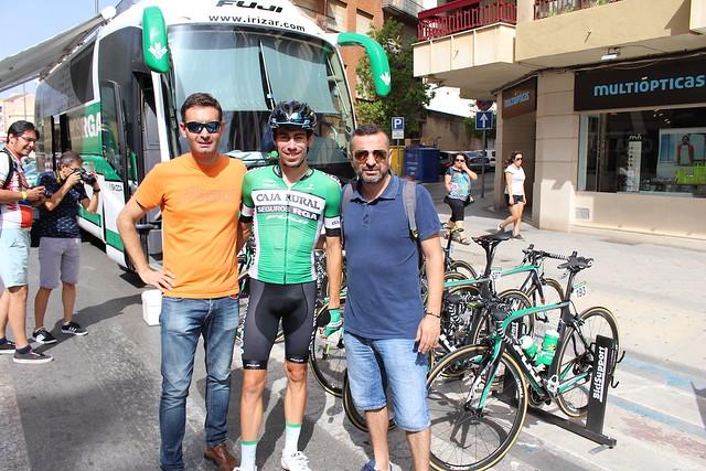 Etapa 8 La Vuelta (Hellín - Xorret del Catí)