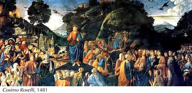 Cosimo Roselli, 1481
