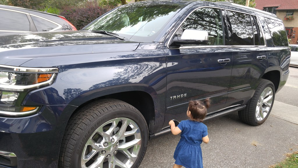 2017 Chevrolet Tahoe Test Drive