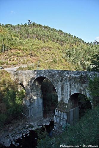 Ponte de Cunhedo - Portugal 🇵🇹