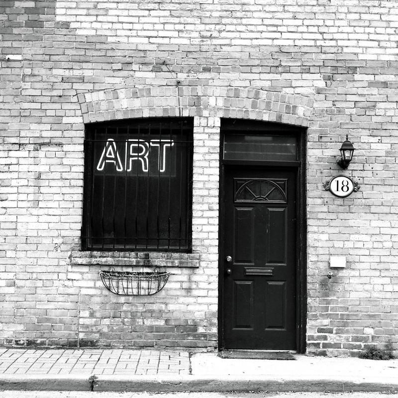 Art at 18