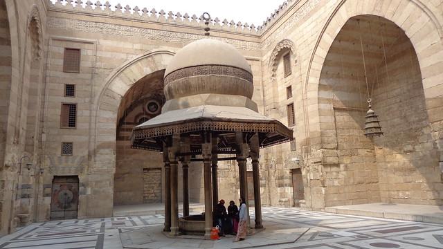 Mosque of Sultan Barquq