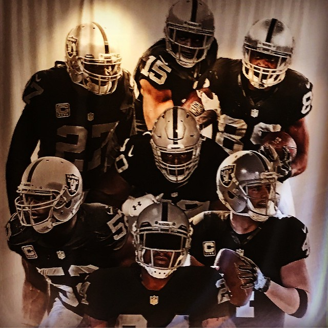 Raiders Training Camp