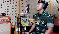 Lagi Viral, TNI Ganteng Nyanyikan Lagu Despacito