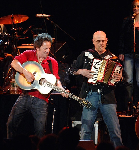 Bruce Springsteen & Seeger Sessions Band
