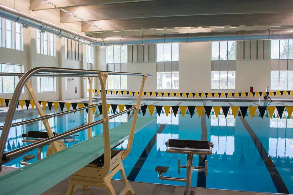 pool - Cleveland Heights High School