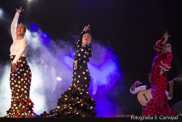 Velá de Triana 2017. Noche de flamenco de la Fundación Cristina Heeren