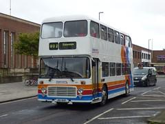 Stagecoach West 19950 (JOU 160P) Chichester 8/9/17