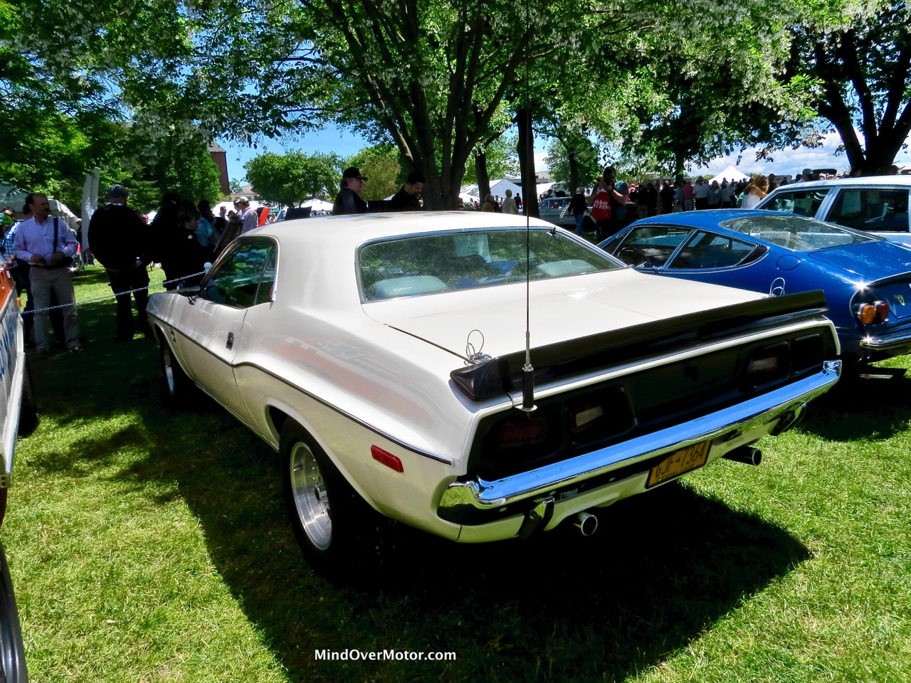 Dodge Challenger Rear