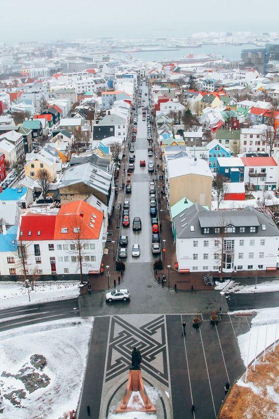 Wanderlust - Reykjavik, Iceland