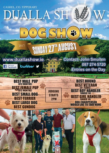 Dualla Show Dog Show