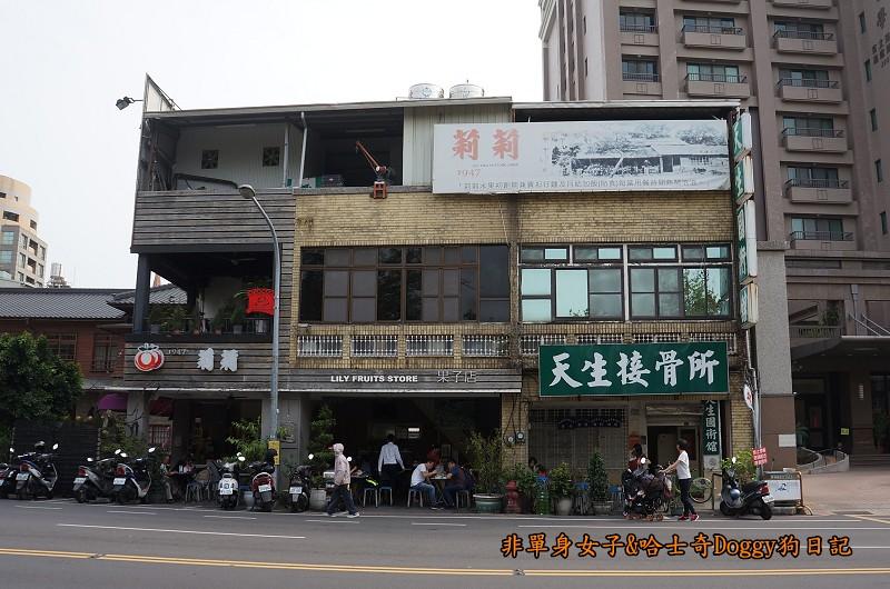 台南孔廟與附近美食28莉莉水果店