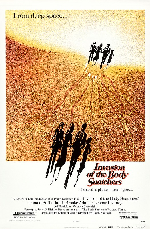 Invasion of the Body Snatchers - 1978 - Poster 1
