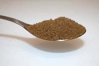 05 - Zutat Garam Masala / Ingredient garam masala