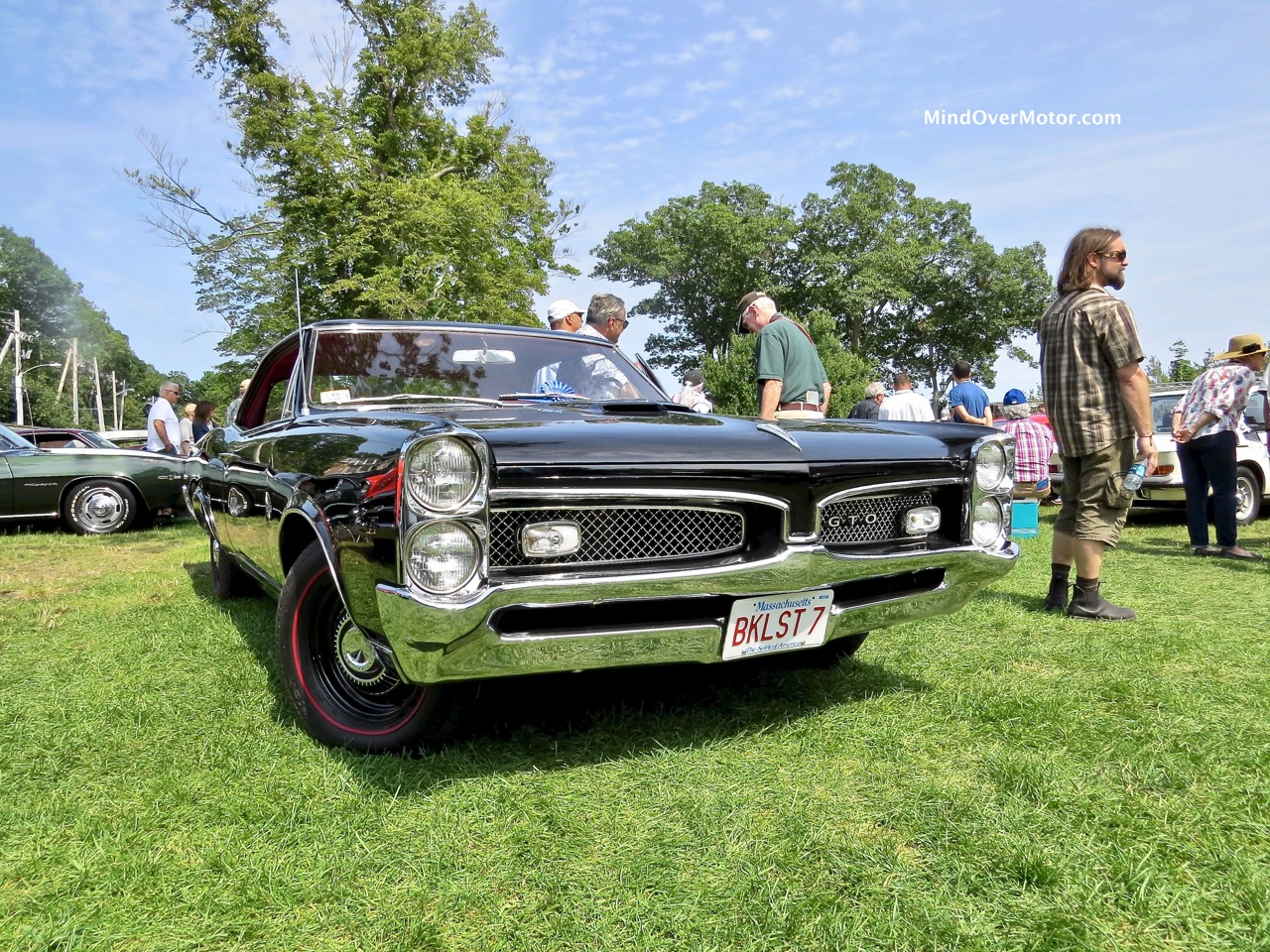 1967 Pontiac GTO Front