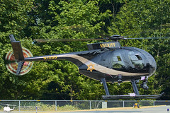Snohomish County Helicopter Rescue Team Hughes OH-6A N13SD