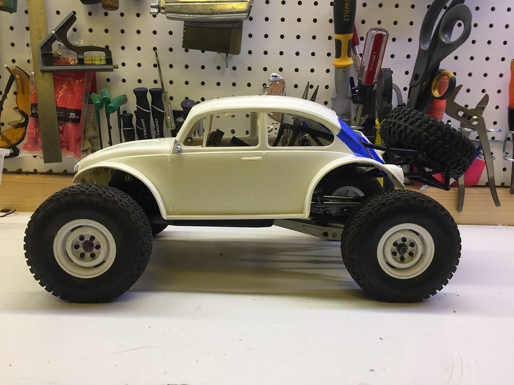 Two Hard Body TH builds - RCCrawler