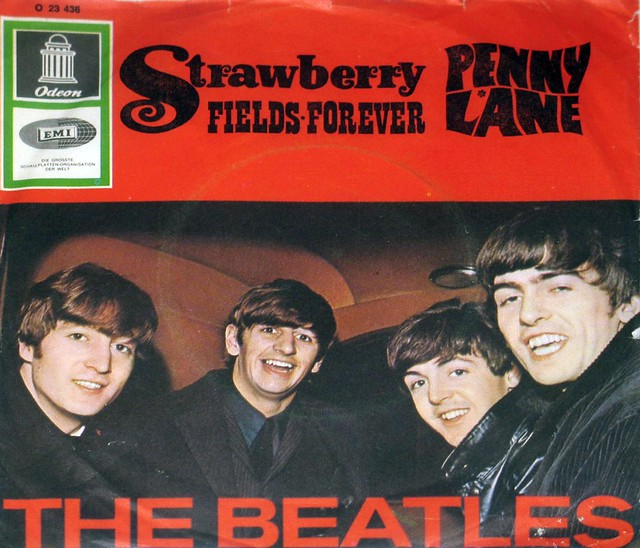 Beatles Strawberry Fields