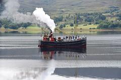 Corpach Loch Eil Scotland 21st August 2017