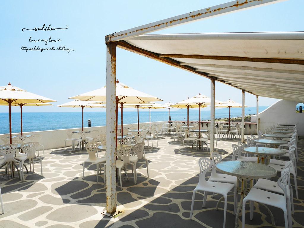 新北金山北海岸海景餐廳推薦洋荳子海邊咖啡館 (21)