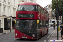 Wrightbus NRM NBFL - LTZ 1006 - LT6 - Victoria 38 - Arriva - London 2017 - Steven Gray - IMG_1152