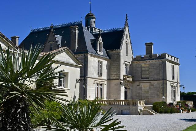France 2017 - Château Pape Clément - Pessac-Léognan