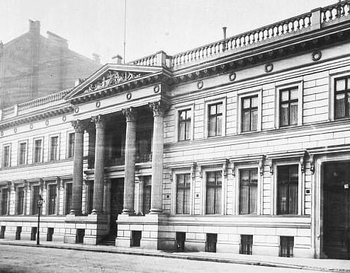 Посольство Британии в Бурлине