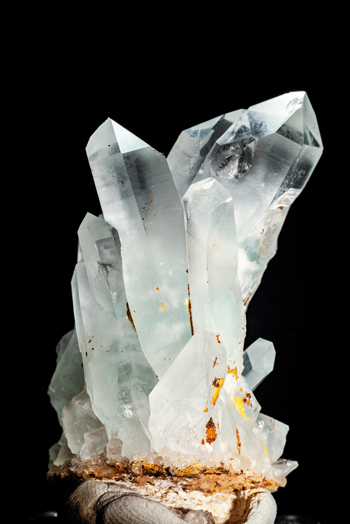 Fuchsite in Quartz