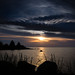 A new day on the Bay of Chaleur