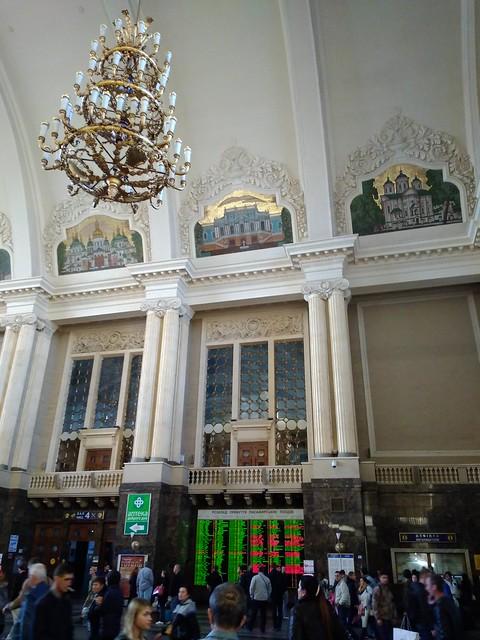 基辅火车站