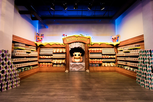 Funko HQ - Wetmore Forest!