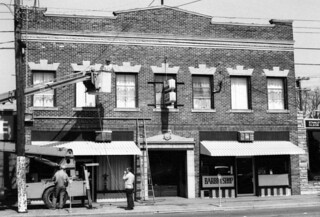 Ballard Odd Fellows Building, 1975