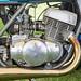 Lydden Hill August 2016 Paddock Suzuki T500 1975 001B