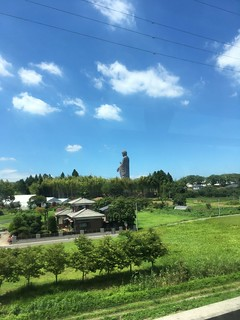 wednesday, view from the bus from narita airport to utsunomiya, japan