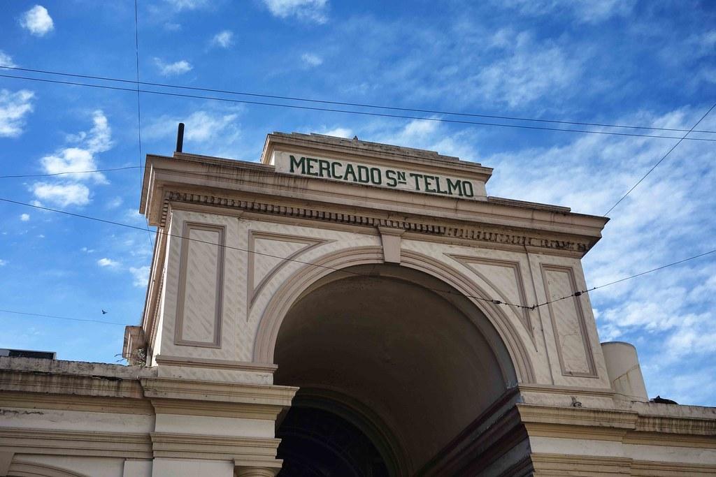 Buenos Aires - San Telmo - Mercado 3