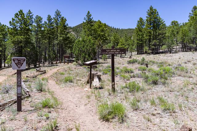 Trails: Slate Mountain No. 128