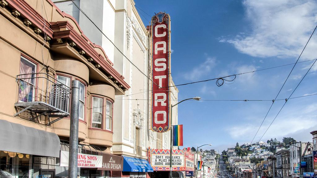 Barrio de Castro en San Francisco