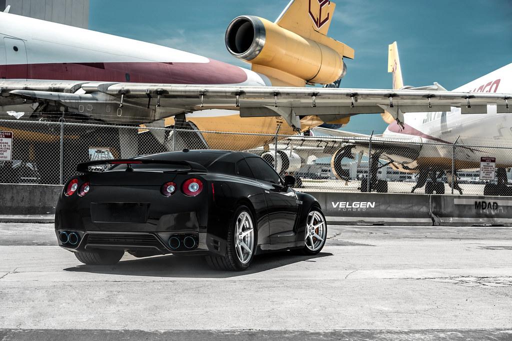 Nissan Gtr Velgen Forged Vfdb6 Nissan Gtr Velgen Forged Vf