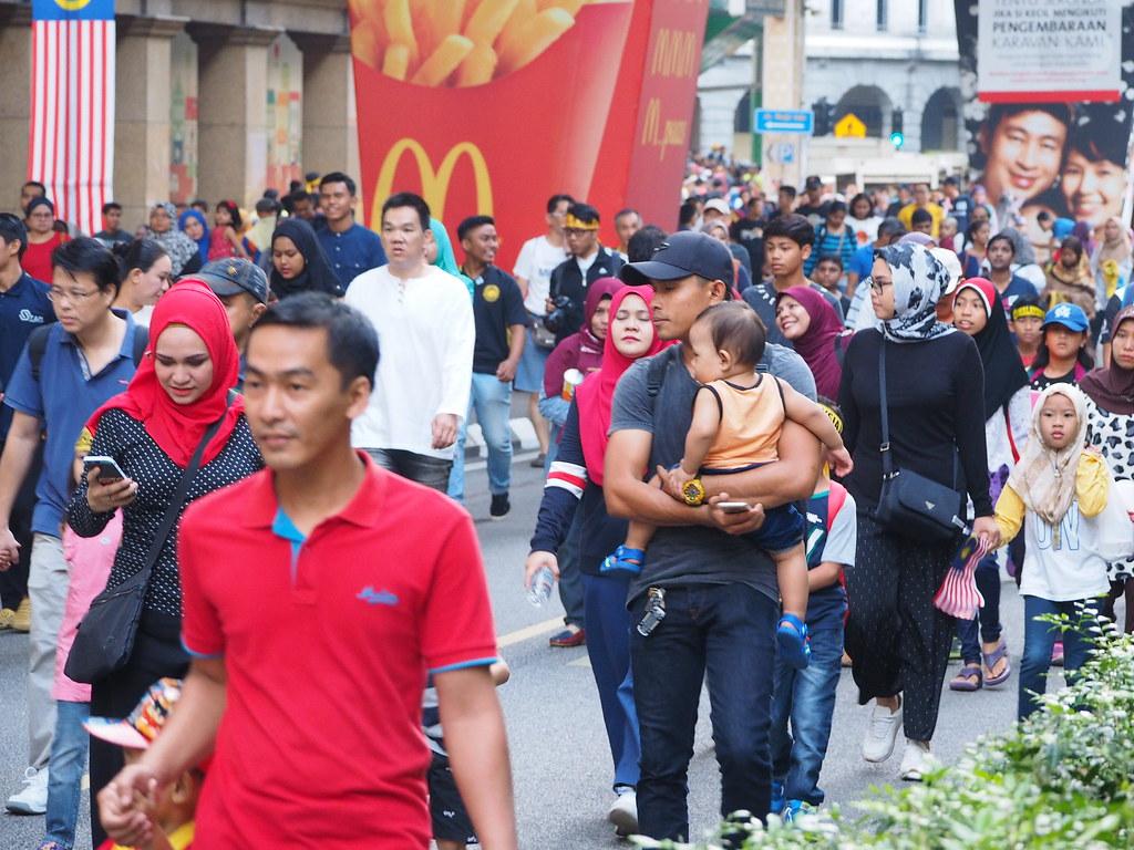 马来西亚六十周年国庆日 Malaysia 60th Independence Day 2017