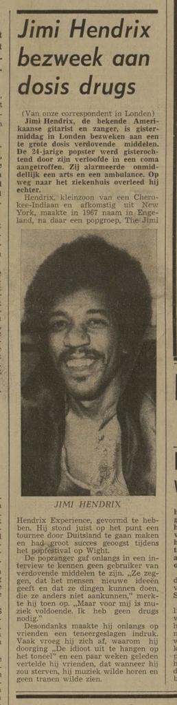 NIEUWSBLAD VAN HET NOORDEN (NETHERLANDS) SEPTEMBER 19,1970