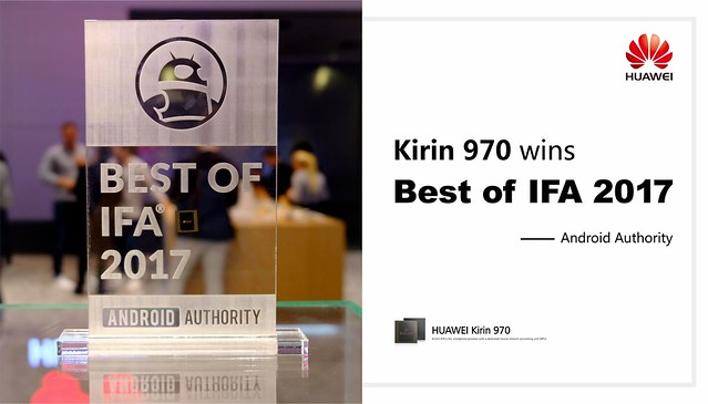 Kirin 970 Best of IFA2017-Android Authority