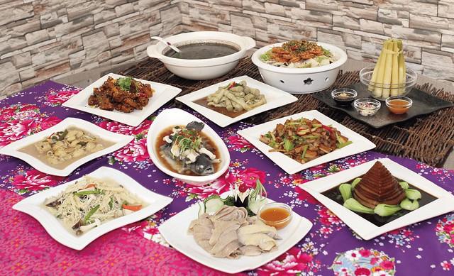 雙料名廚!南投埔里客家料理-家味香客家廚房餐廳