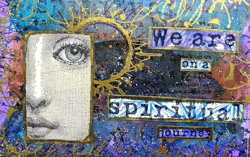 Art Journal: Spiritual Journey